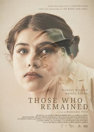 Rent Those Who Remained (aka Akik Maradtak) Online DVD & Blu-ray Rental