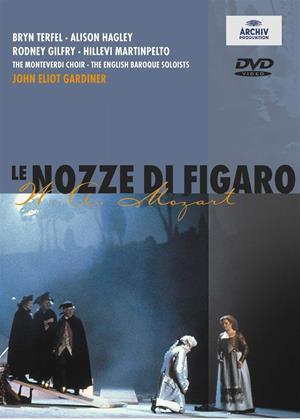 Rent Mozart: Le Nozze De Figaro (John Eliot Gardiner) Online DVD & Blu-ray Rental