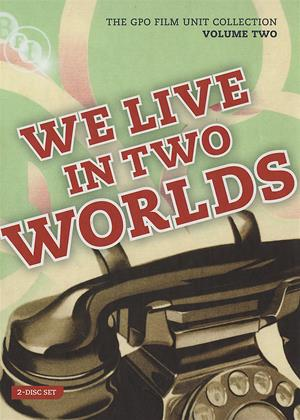 Rent GPO: Vol.2: We Live in Two Worlds (aka The General Post Office Film Unit Collection Vol.2 - We Live In Two Worlds) Online DVD & Blu-ray Rental