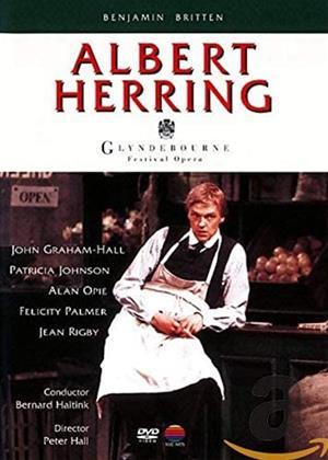 Rent Albert Herring: Glyndebourne Festival Opera (Bernard Haitink) Online DVD & Blu-ray Rental