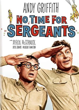 Rent No Time for Sergeants Online DVD & Blu-ray Rental
