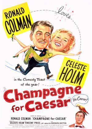 Rent Champagne for Caesar Online DVD & Blu-ray Rental
