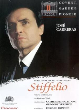 Rent Verdi: Stiffelio (Edward Downes) Online DVD & Blu-ray Rental