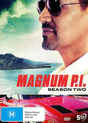 Rent Magnum P.I.: Series 2 Online DVD & Blu-ray Rental
