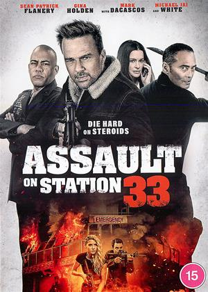 Rent Assault on Station 33 (aka Assault on VA-33) Online DVD & Blu-ray Rental