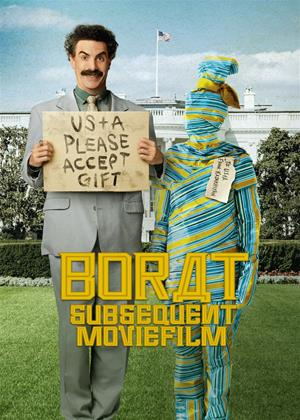Rent Borat Subsequent Moviefilm (aka Borat 2 / Borat Subsequent Moviefilm: Delivery of Prodigious Bribe to American Regime for Make Benefit Once Glorious Nation of Kazakhstan) Online DVD & Blu-ray Rental