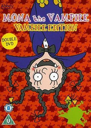 Rent Mona the Vampire: Halloween Vampire Edition Online DVD & Blu-ray Rental