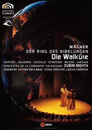 Rent Die Walkure: La Fura Dels Baus (Zubin Mehta) Online DVD & Blu-ray Rental