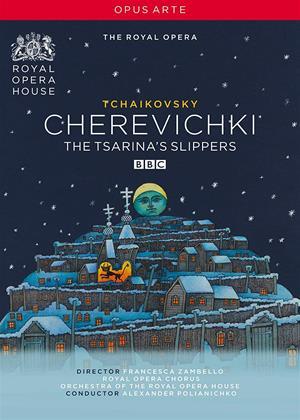 Rent Cherevichki: The Tsarina's Slippers: Royal Opera House (Alexander Polianichko) Online DVD & Blu-ray Rental