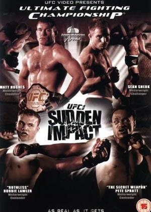 Rent Ultimate Fighting Championship 42: Sudden Impact Online DVD & Blu-ray Rental