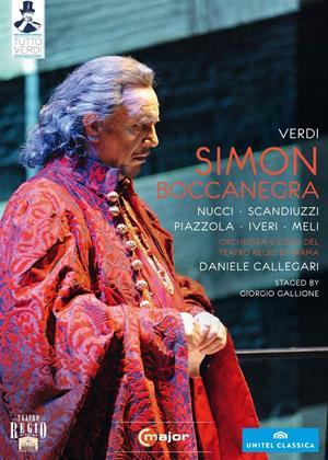 Rent Simon Boccanegra: Teatro Regio Di Parma (Daniele Callegari) (aka Giuseppe Verdi: Simon Boccanegra, Melodramma in a prolog and three acts) Online DVD & Blu-ray Rental