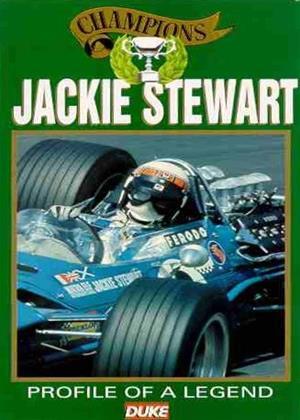 Rent Champions: Jackie Stewart: Profile of a Legend Online DVD & Blu-ray Rental