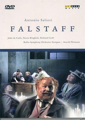 Rent Salieri: Falstaff (Arnold Östman) Online DVD & Blu-ray Rental