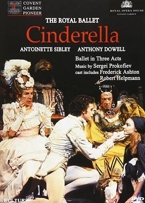 Rent Prokofiev: Cinderella: The Royal Ballet (John Lanchbery) Online DVD & Blu-ray Rental