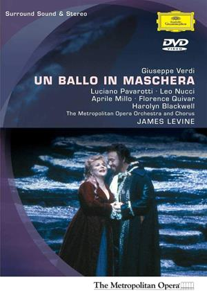 Rent Verdi: Un Ballo in Maschera (James Levine) Online DVD & Blu-ray Rental