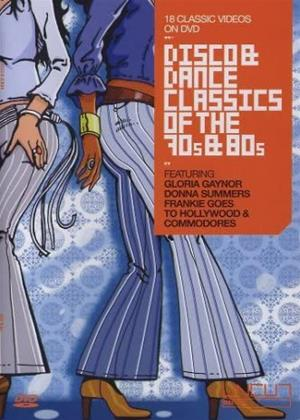 Rent Disco Dance Classics of the 70's and 80's Online DVD & Blu-ray Rental