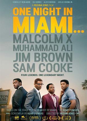 Rent One Night in Miami (aka One Night in Miami...) Online DVD & Blu-ray Rental