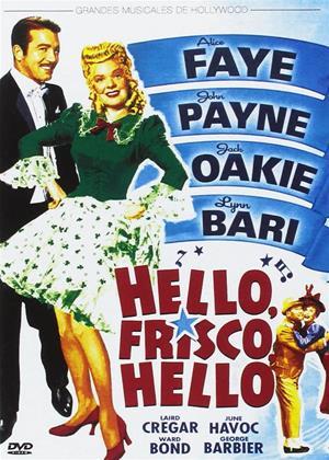 Rent Hello Frisco, Hello Online DVD & Blu-ray Rental