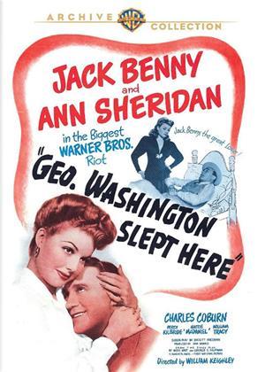 Rent George Washington Slept Here Online DVD & Blu-ray Rental
