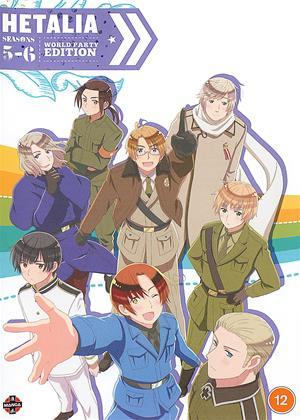 Rent Hetalia: Axis Powers: Series 5 Online DVD & Blu-ray Rental