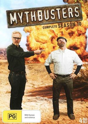 Rent MythBusters: Series 10 Online DVD & Blu-ray Rental