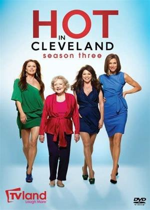 Rent Hot in Cleveland: Series 3 Online DVD & Blu-ray Rental