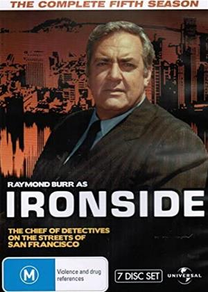 Rent Ironside: Series 5 Online DVD & Blu-ray Rental