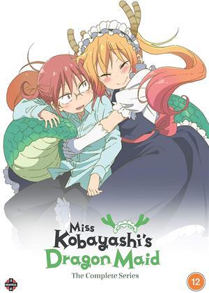 Rent Miss Kobayashi's Dragon Maid: Series Online DVD & Blu-ray Rental