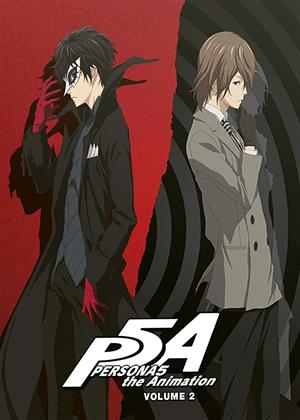 Rent Persona 5: The Animation: Part 2 Online DVD & Blu-ray Rental