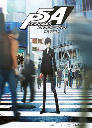 Rent Persona 5: The Animation: Part 1 Online DVD & Blu-ray Rental