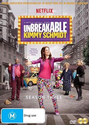 Rent Unbreakable Kimmy Schmidt: Series 3 Online DVD & Blu-ray Rental