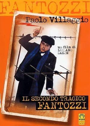 Rent Il Secondo Tragico Fantozzi Online DVD & Blu-ray Rental