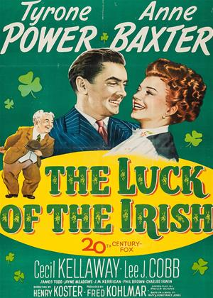 Rent The Luck of the Irish (aka Leave It to the Irish / That Old Magic) Online DVD & Blu-ray Rental