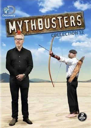 Rent MythBusters: Series 12 Online DVD & Blu-ray Rental