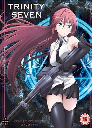 Rent Trinity Seven: Series (aka Trinity Seven: 7-nin no Masho Tsukai) Online DVD & Blu-ray Rental