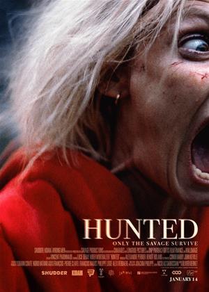 Rent Hunted Online DVD & Blu-ray Rental