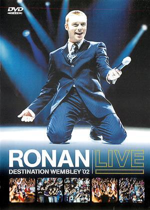 Rent Ronan Keating: Live: Destination Wembley '02 Online DVD & Blu-ray Rental