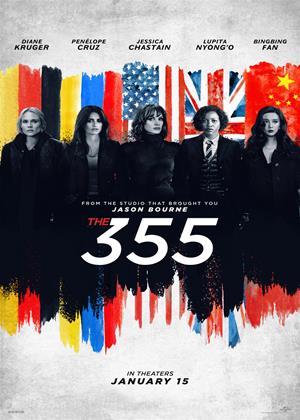 Rent The 355 Online DVD & Blu-ray Rental