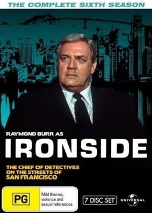 Rent Ironside: Series 6 Online DVD & Blu-ray Rental
