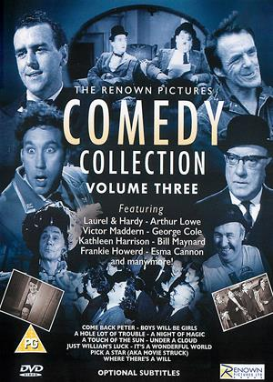 Rent The Renown Comedy Collection: Vol.3 Online DVD & Blu-ray Rental
