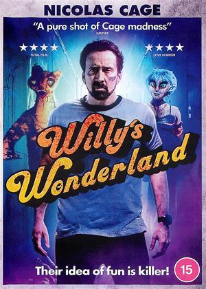 Rent Willy's Wonderland Online DVD & Blu-ray Rental