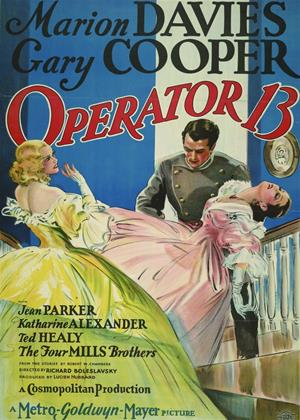 Rent Operator 13 Online DVD & Blu-ray Rental