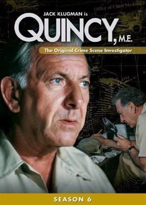 Rent Quincy M.E.: Series 6 Online DVD & Blu-ray Rental
