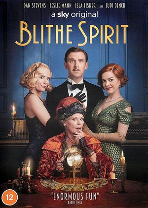 Rent Blithe Spirit Online DVD & Blu-ray Rental