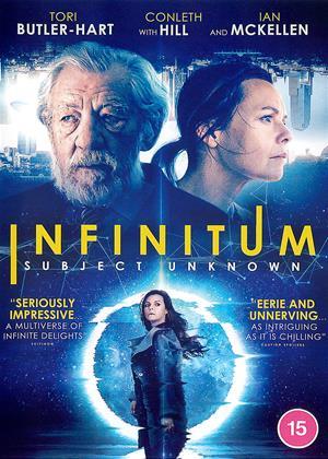 Rent Infinitum: Subject Unknown Online DVD & Blu-ray Rental