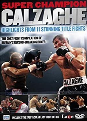 Rent Joe Calzaghe: Super Champion Online DVD & Blu-ray Rental