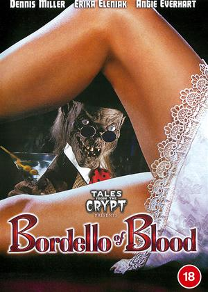 Rent Bordello of Blood (aka Tales from the Crypt Presents Bordello of Blood / Dead Easy) Online DVD & Blu-ray Rental