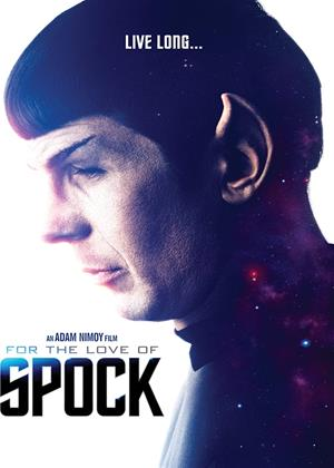 Rent For the Love of Spock Online DVD & Blu-ray Rental