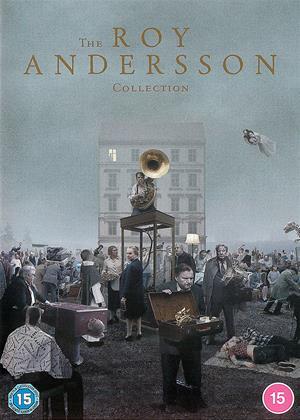 Rent Being a Human Person (aka Roy Andersson: Ihmisenä olemisesta) Online DVD & Blu-ray Rental