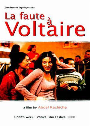 Rent Blame It on Voltaire (aka La Faute à Voltaire / It's Voltaire's Fault / Poetical Refugee) Online DVD & Blu-ray Rental